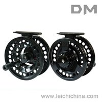 The best Cheap low price Chinese Die casting aluminium fly fishing reel