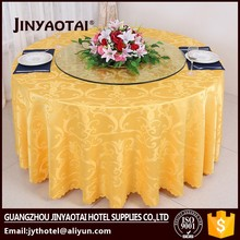 Organza Fabric china wholesale Crocheted different table skirting designs