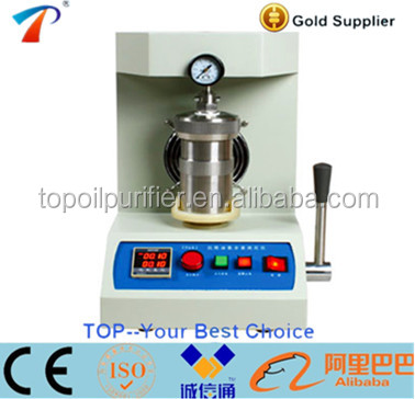 Model TP388 Resistant oil Chlorine Content Testing Device