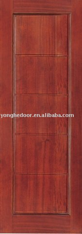 solid wood + mdf door