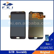 Brand new quality oem for Samsung Galaxy Note 1 n7000 lcd
