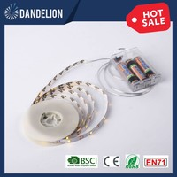 Support small wholesale 3M90pcs SMD2835 aluminum profile led strip light