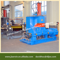 X(S)N-75 rubber dispersion kneader made by Dalian internal mixer machinery