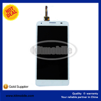black lcd for huawei honor 3x display 3X Pro G750-T20 touch screen digitizer 750 replacement
