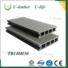 Decorate your garden or terrace with U-timber WPC decking wood composite