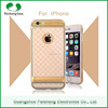 Wholesale Mobile Phone Bags & Cases 2 in 1 TPU+PET with matel kickstand stand function for Apple iPhone 6 / plus