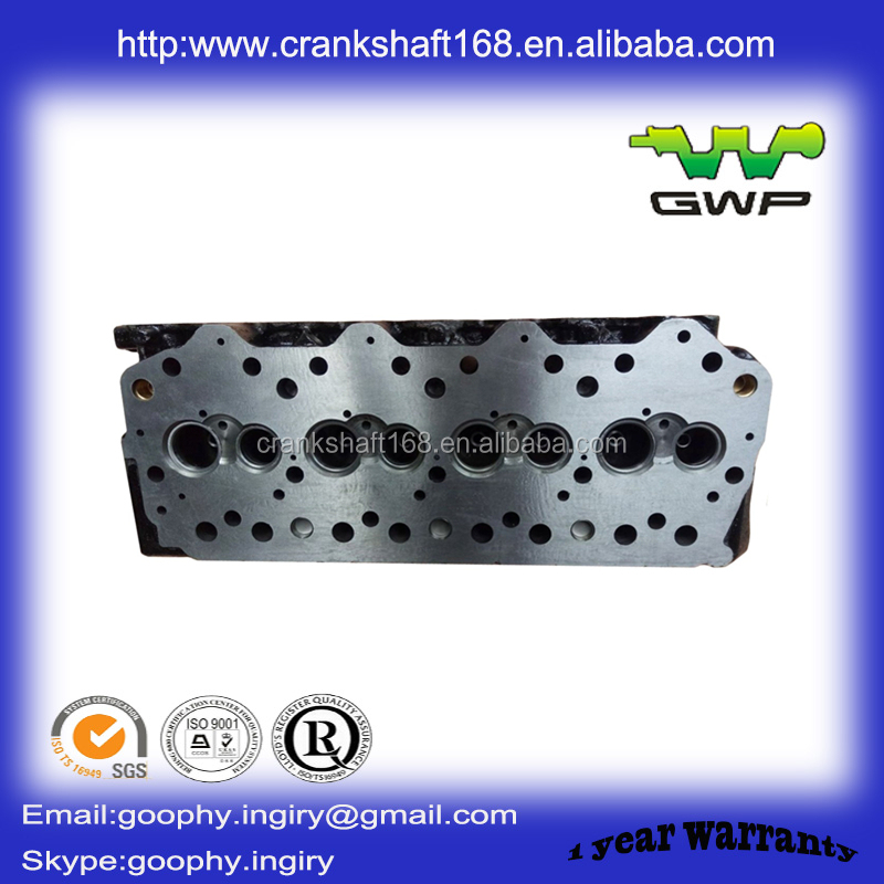 cylinder head for Mitsubishi, one year warranty cylinder head 4D35