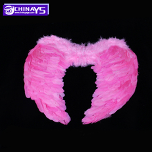 Wholesale Handmade Big Party Feather Angel Wings