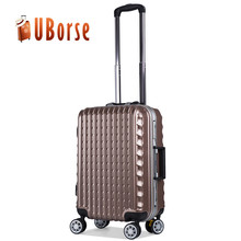 Hot uborse brand abs luggage hard case luggage vip quality luggage