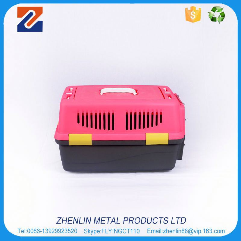 Factory wholesale good quality pet cage durable doors dog crate
