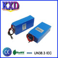 Power supply Lithium-ion battery 12v 20ah battery for LED light/solar panal