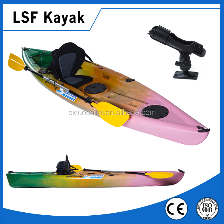 leisure life plastic fishing boats kayaks