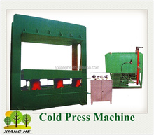 Plywood Veneer Cold Press Machine/400 Tons hydraulic veneer cold press Machine