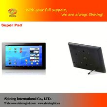android vehicle lcd advertising monitor