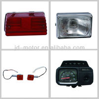 tail lamp & head lamp for AX100 motorcycle