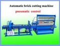 Ompa PLC control auto clay brick cutting machine,clay brick cutter
