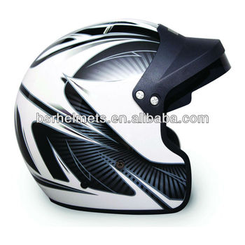 Half Helmet with SNELL SA2010 standard
