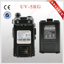 UV dual band UV-5RG Dual Band Standby low frequency transceiver
