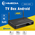 Kodi Desi TV Set Top Box Android 5.1 TV Box RK3368 Octa Core 64Bit 60fps