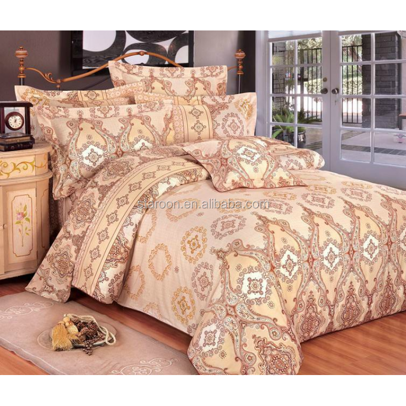 zhejiang manufacturer supply multi-color printed comforter bedsheets and pillow cases sheet - Jozy Mattress | Jozy.net