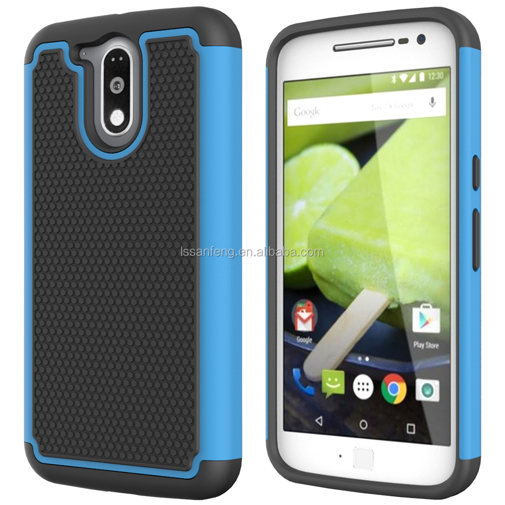 Rugged Basketball Skin Cell Phone Shell for Moto G4 plus TPU Silicone Mobile Phone Cases