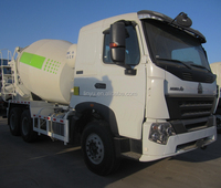 Hot sale HOWO A7 concrete mixer truck