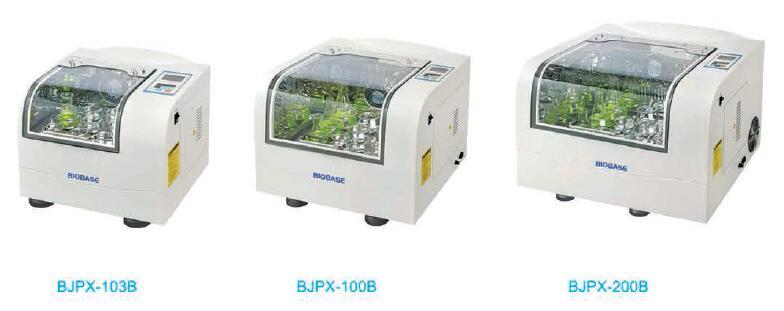 BJPX-103B Small Capacity Thermostatic Shaking Incubator Three