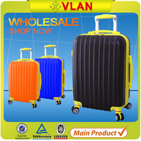 2015 ABS hardshell trolley luggage bag with good quality and best price