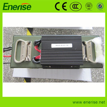 3000W 48V 76AH 26650 LiFePO4 16S24P Lithium Battery pack with iron case for electric vehicle,solar and wind system,LED,UPS