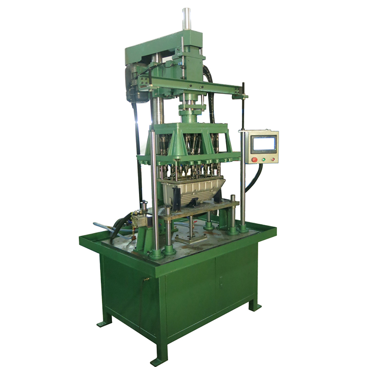 steel drilling machine and electric tapping