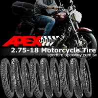 2.75-18 Motorcycle Tire