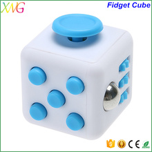 Factory Anti-irritability Relieves Pressure Dice Fidget Cube For Kid And Adult