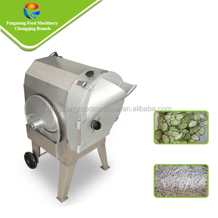 China Made Industrial Multi-functional Banana Slicing Shredding Dicing Cutting Machine