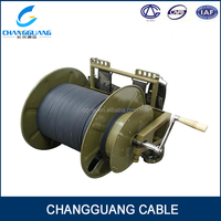 Specially designed aramid yarn GJPFJU fiber optic pictures