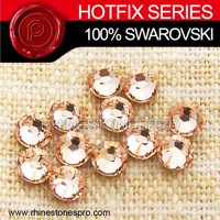 Swarovski Elements Silk (391) 6ss Crystal Iron On Hotfix Rhinestone