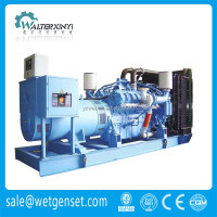 Output Type AC Three Phase german diesel generator 500kva
