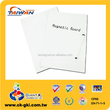High quality flexible portable writing folding magnetic whiteboard for fridge