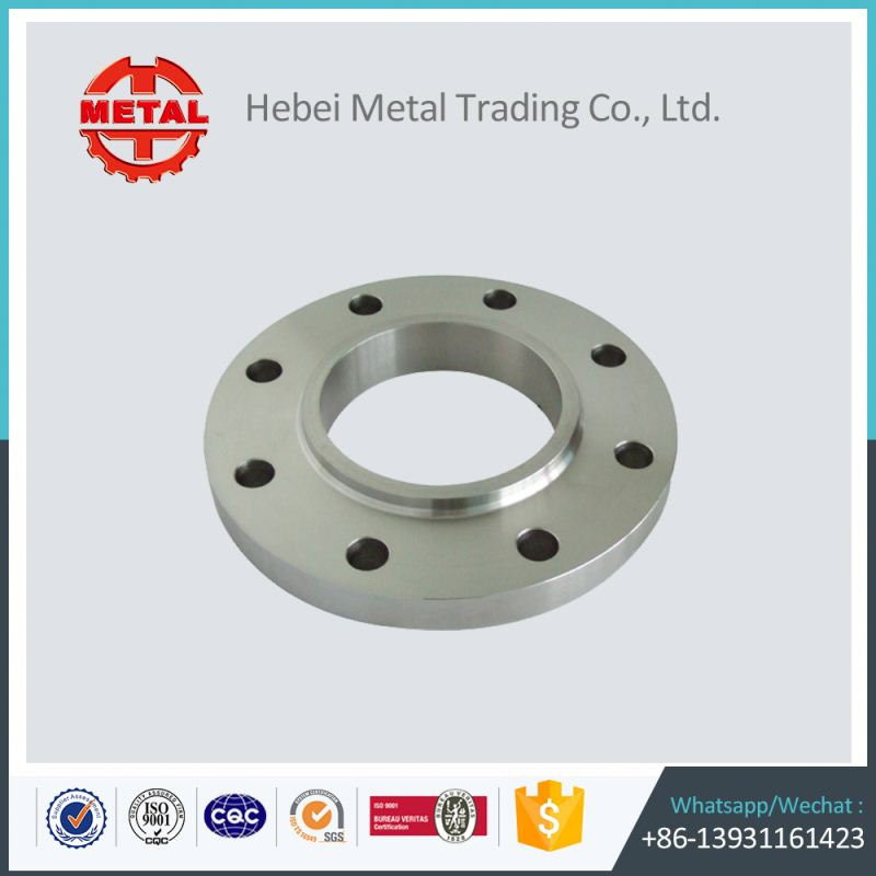 titanium flat welding special square electric motor mounting flange made in china