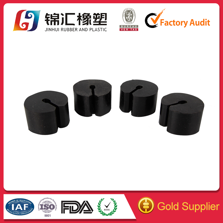 Custom design Ozone Resistance anti-shock rubber damper