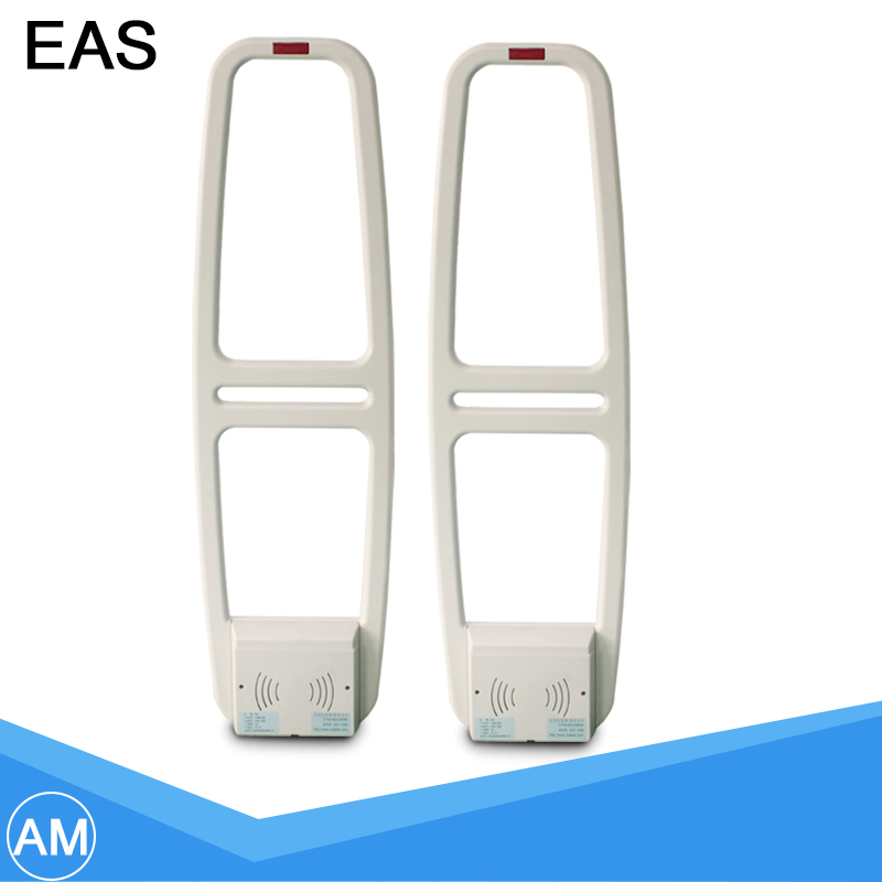 AM 58KHz EAS System Anti theft Door Sensor Jammer Gate Article AM Security Gates Anti-shoplifting for Supermarket & Retail Store
