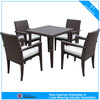 Home furniture wicker chairs garden rattan dining sets