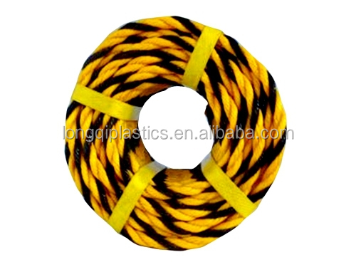 pp twine cord/tiger rope export to Japan,HDPE rope,twine for fishing net