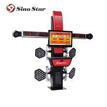 Cheap high accuracy 3d Camera Space Wheel Aligne by Sino Star