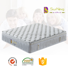 Hotel furniture sweet dreams latex foam mattress from china manufacturer