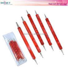 BNT0032 Beauty Nail Art Pedicure Dotting Pen Tool Set
