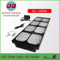 High Par Value & Wide Coverage 1200w LED Grow Light