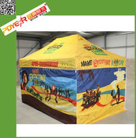 Ez Up Digital Printing Large Construction Waterproof Canopy Tent