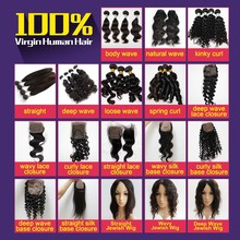 7A grade hot selling unprocessed wholesale 12-24 inch100% human virgin hair extensions & wigs