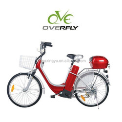Cheap lead-acid electric bicycle XY-EB008 w