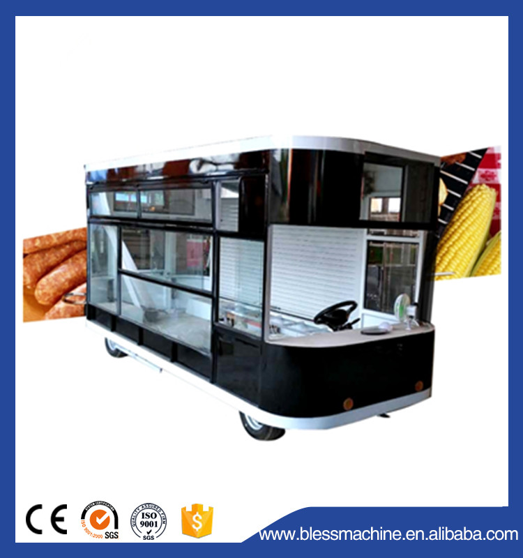 2017 best choose world salable long working life food stand food cart/cart food (Quality Guarantee)